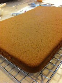Mさんのロールケーキ