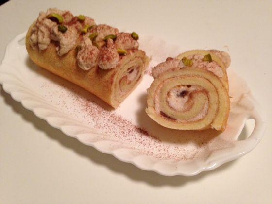 Fumikoさんのロールケーキ