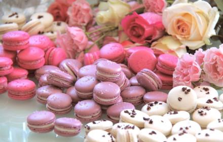 Macarons for Wedding