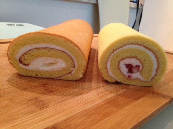 こうちゃんママのロールケーキ