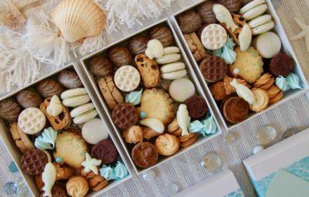 """Cookie Box  """" Petit à Petit """""""