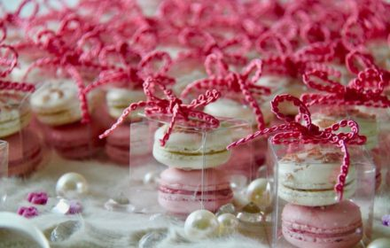Macarons for Wedding
