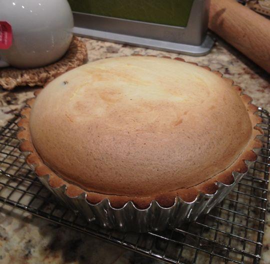 みみさんの焼きチーズケーキ