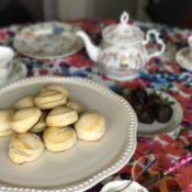 Bon Appétit!  Lesson Participants' Baking Scenes Kayさんのイギリスを彷彿とさせるお茶のテーブル